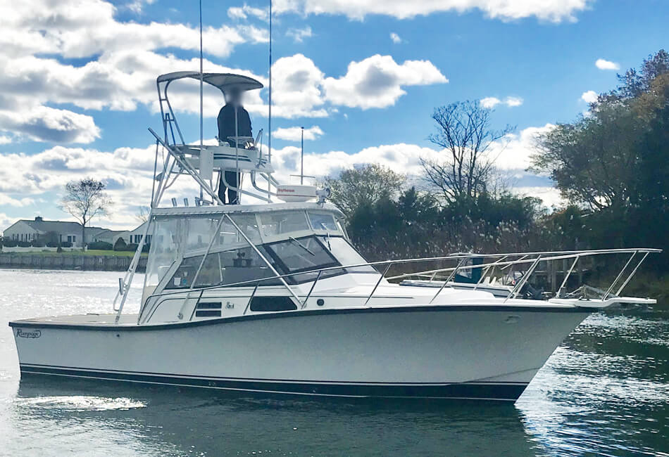 30 ft Luhrs